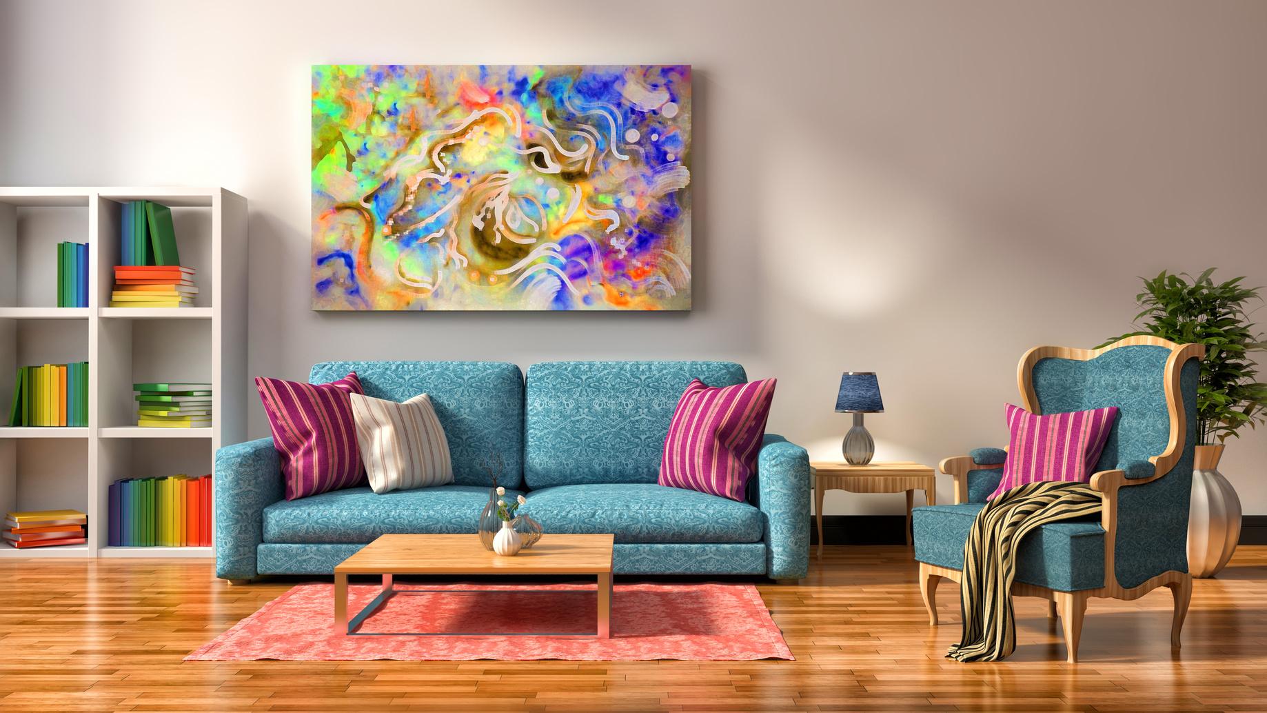 Stampa quadri canvas ad alta risoluzione - Quadri per casa ...